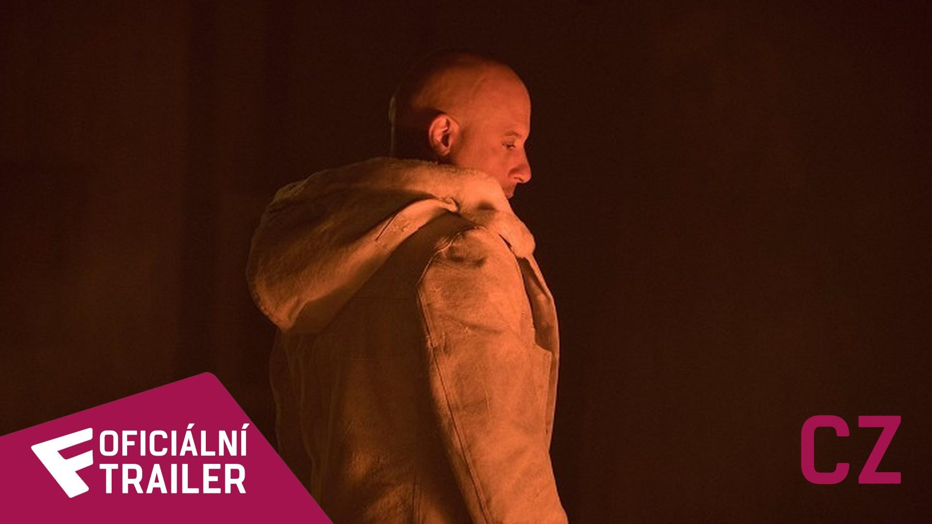 xXx: Návrat Xandera Cage - Oficiální Trailer #2 (CZ) | Fandíme filmu