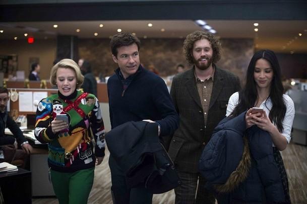 Pařba o Vánocích   Fandíme filmu