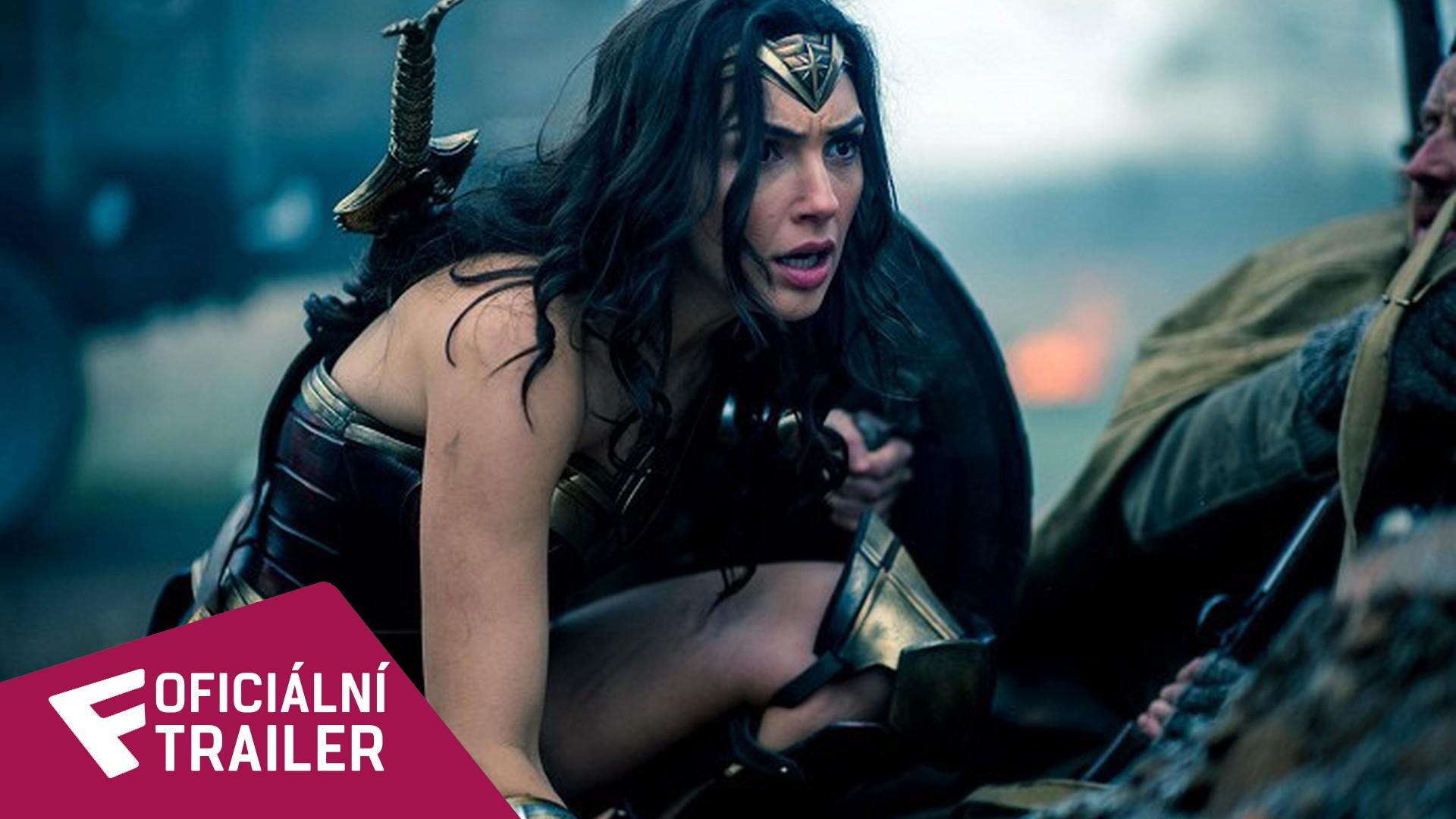 Wonder Woman - Oficiální Trailer | Fandíme filmu