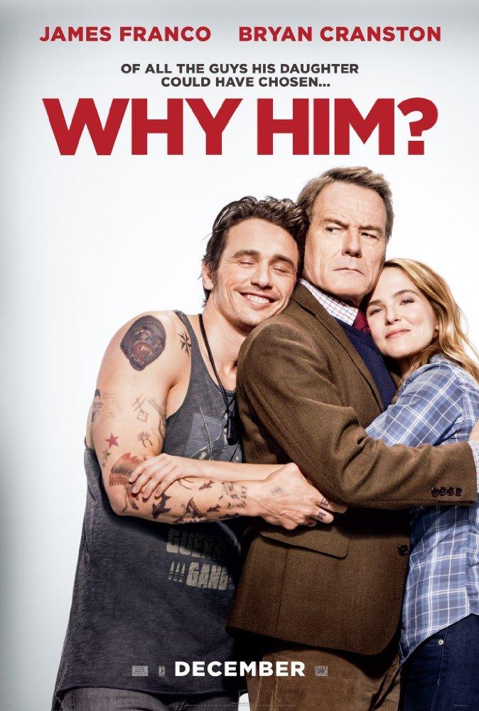 Proč právě on? | Fandíme filmu