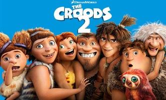 Croodsovi si vybojovali svoje pokračování   Fandíme filmu