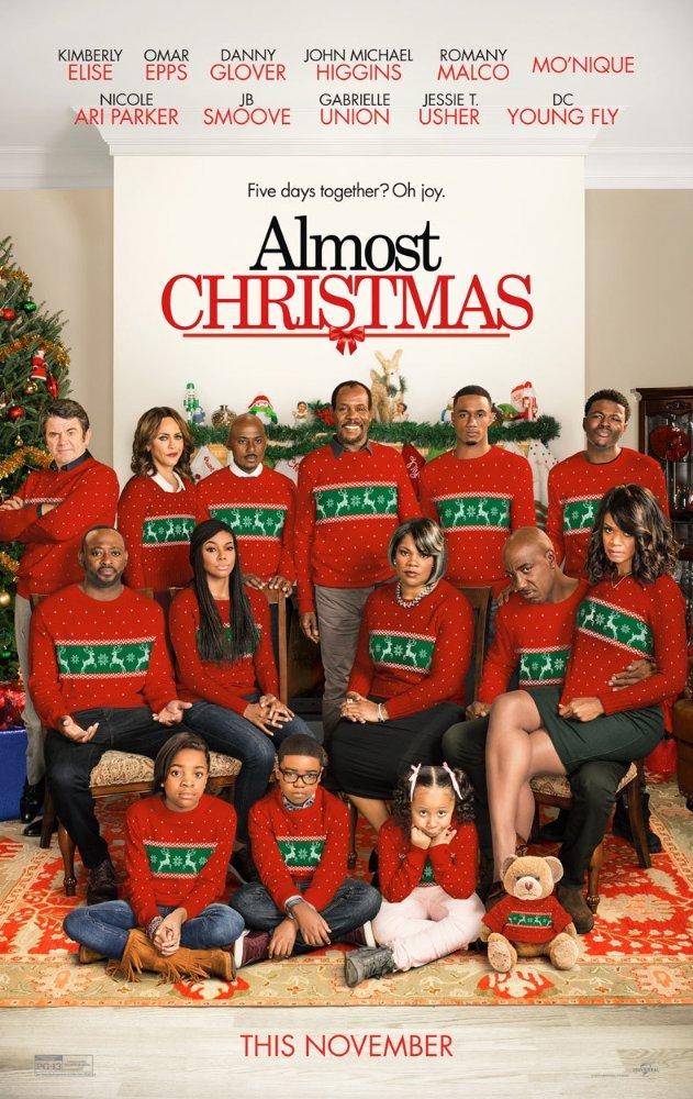 Almost Christmas | Fandíme filmu