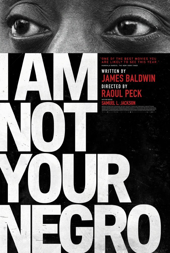 I Am Not Your Negro | Fandíme filmu