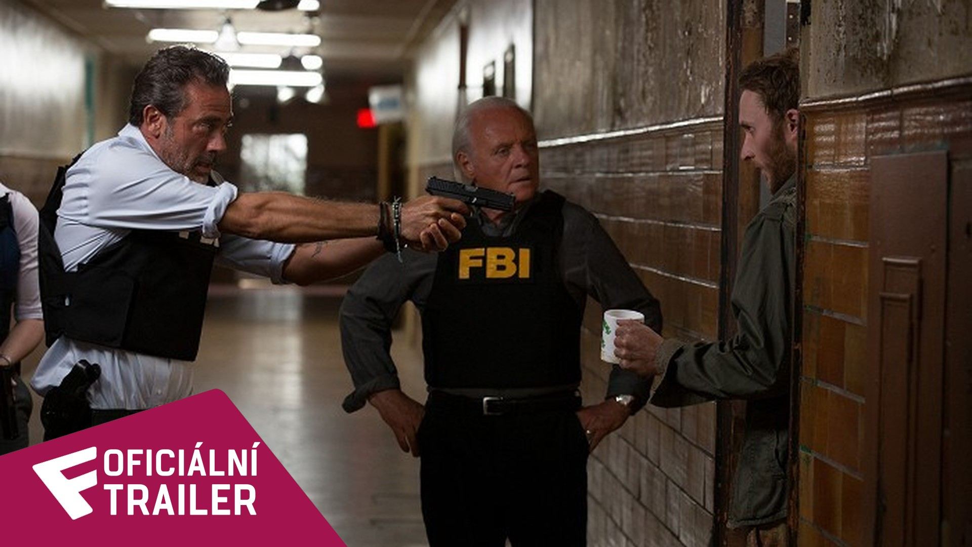 V mysli vraha - Oficiální Trailer | Fandíme filmu