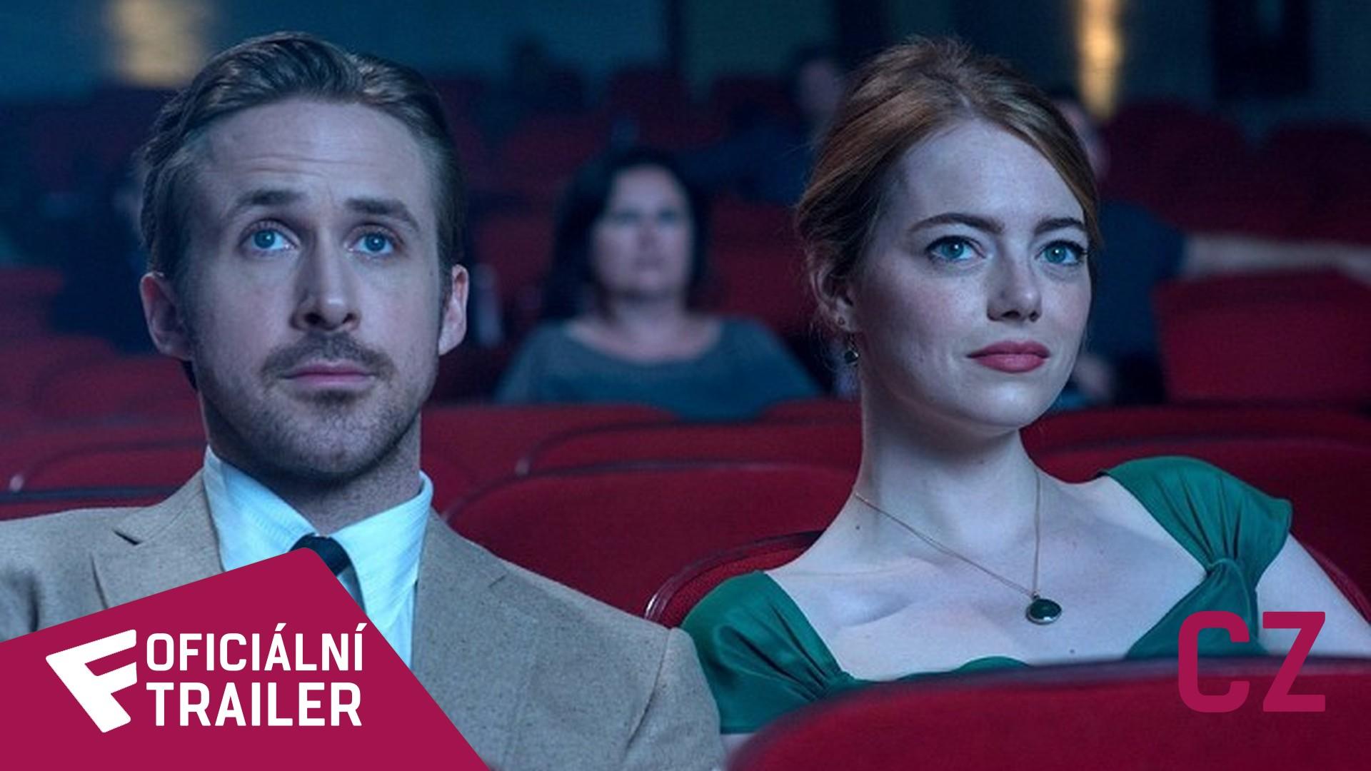La La Land - Oficiální Trailer (CZ)   Fandíme filmu