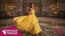 Kráska a zvíře - Oficiální Trailer #2 (CZ - dabing) | Fandíme filmu