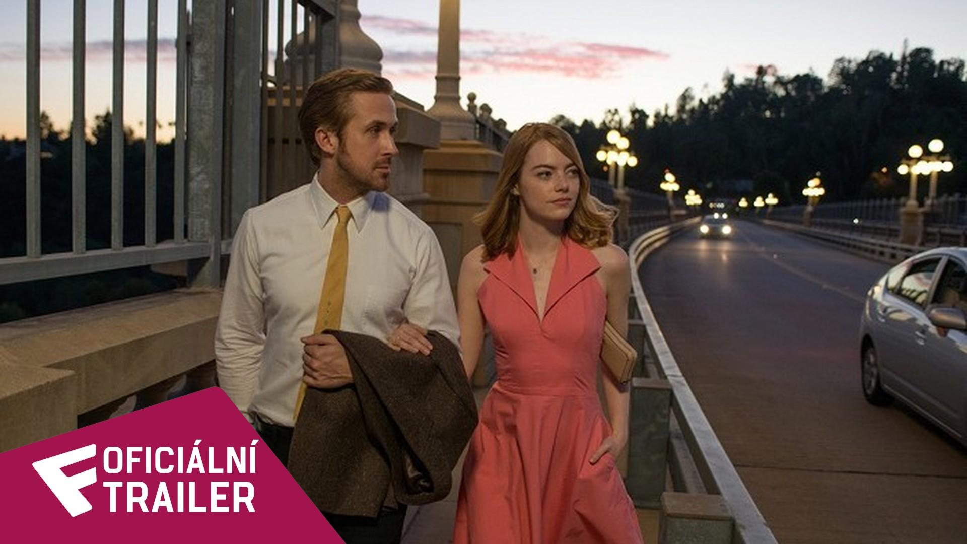 La La Land - Oficiální Main Trailer   Fandíme filmu