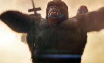 Kong: Ostrov lebek: Finální trailer je totálně kulervoucí | Fandíme filmu