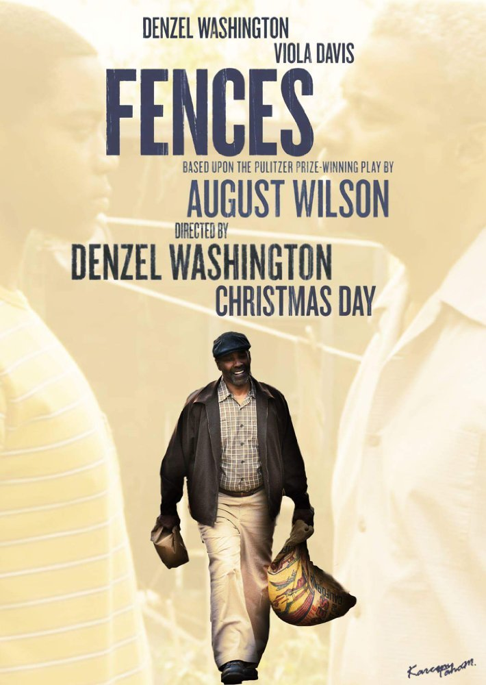 Fences | Fandíme filmu