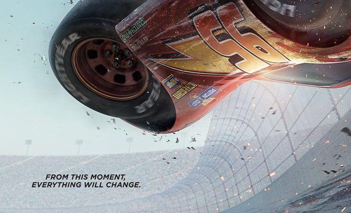 Auta 3: Po prvním destruktivním teaseru destruktivní plakát   Fandíme filmu