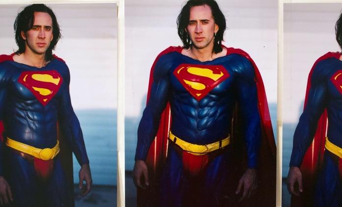 Superman Lives: Nic Cage jako Superman alespoň jako animák? | Fandíme filmu