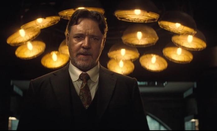 Russell Crowe a scenárista Vřískotu chystají nadpřirozený thriller | Fandíme filmu