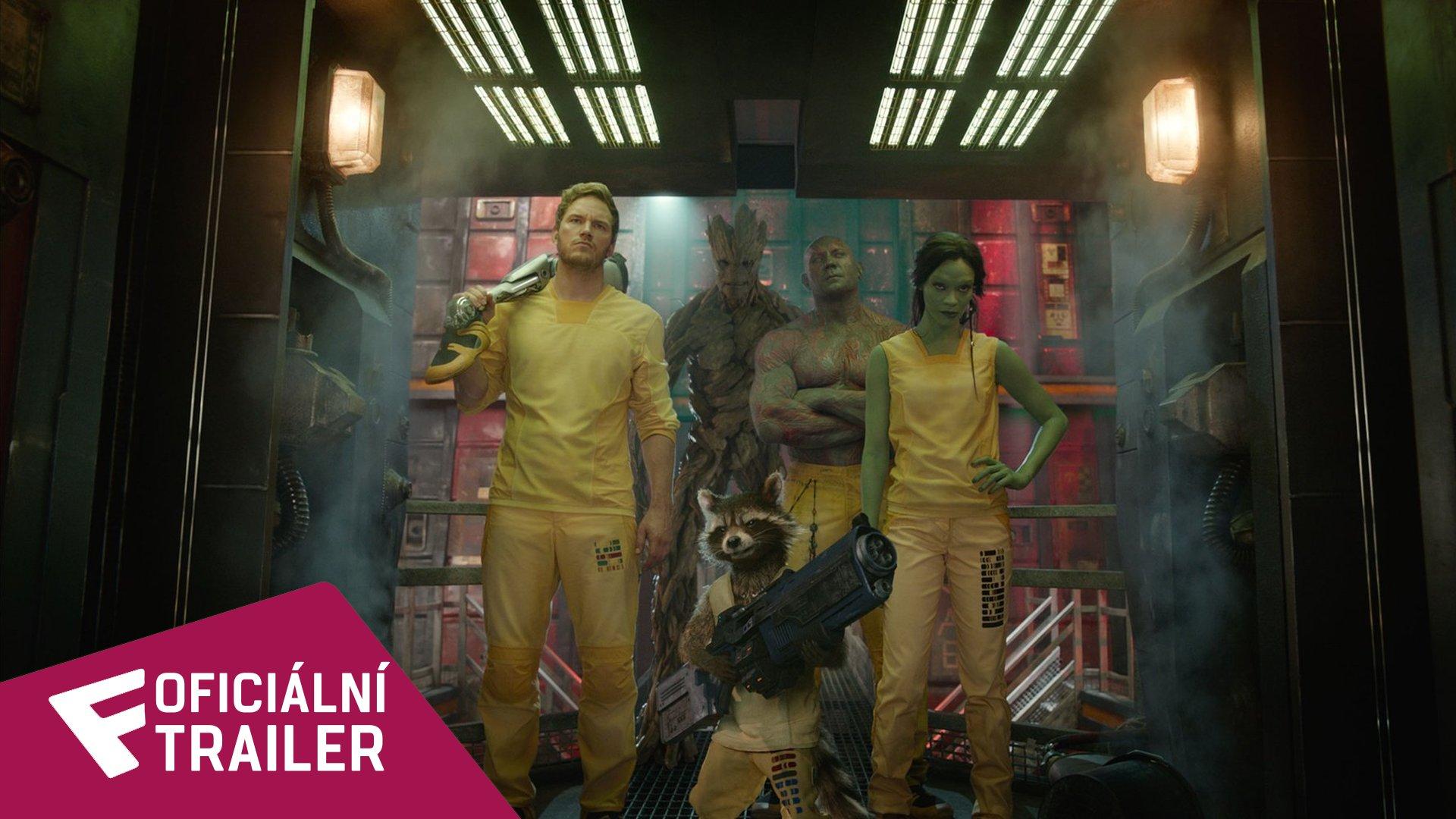 Strážci Galaxie Vol. 2 - Oficiální Trailer | Fandíme filmu