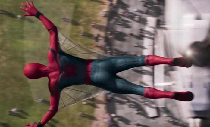 Spider-Man: Homecoming: První ochutnávka, trailer za dveřmi   Fandíme filmu