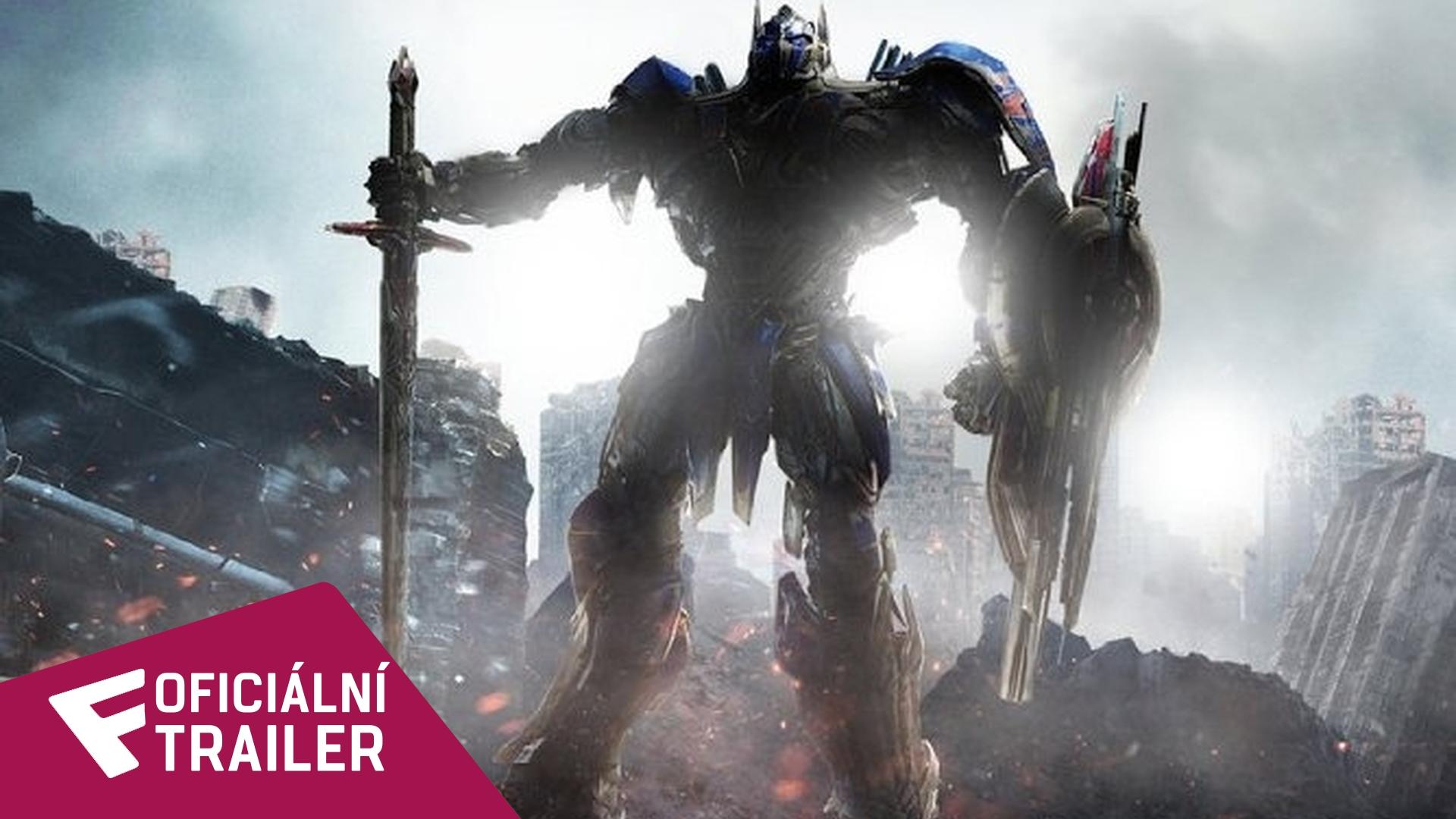 Transformers: Poslední rytíř - Oficiální Teaser Trailer | Fandíme filmu