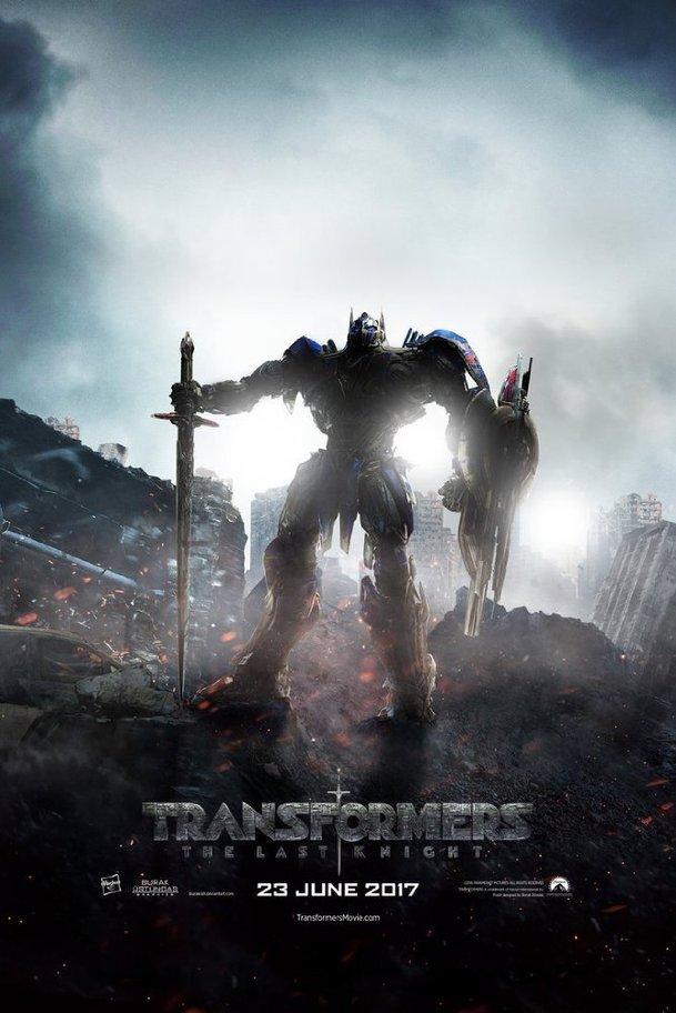 Transformers: Poslední rytíř | Fandíme filmu
