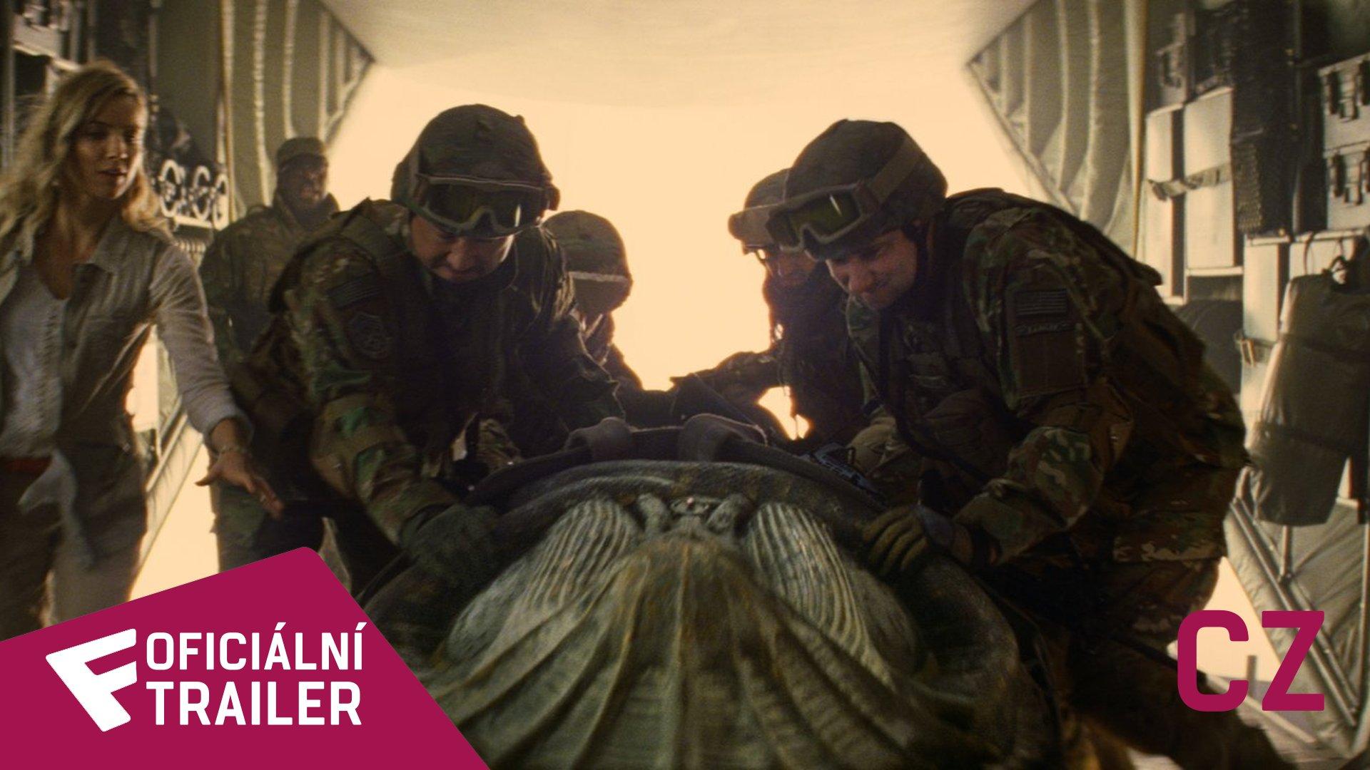 Mumie - Oficiální Trailer (CZ) | Fandíme filmu