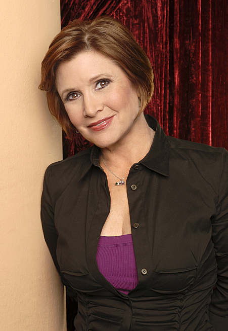 Carrie Fisher | Fandíme filmu