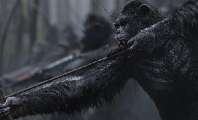 Válka o planetu opic: První trailer slibuje střet dvou druhů   Fandíme filmu