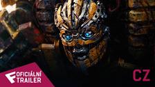 Transformers: Poslední rytíř - Oficiální Teaser Trailer (CZ) | Fandíme filmu