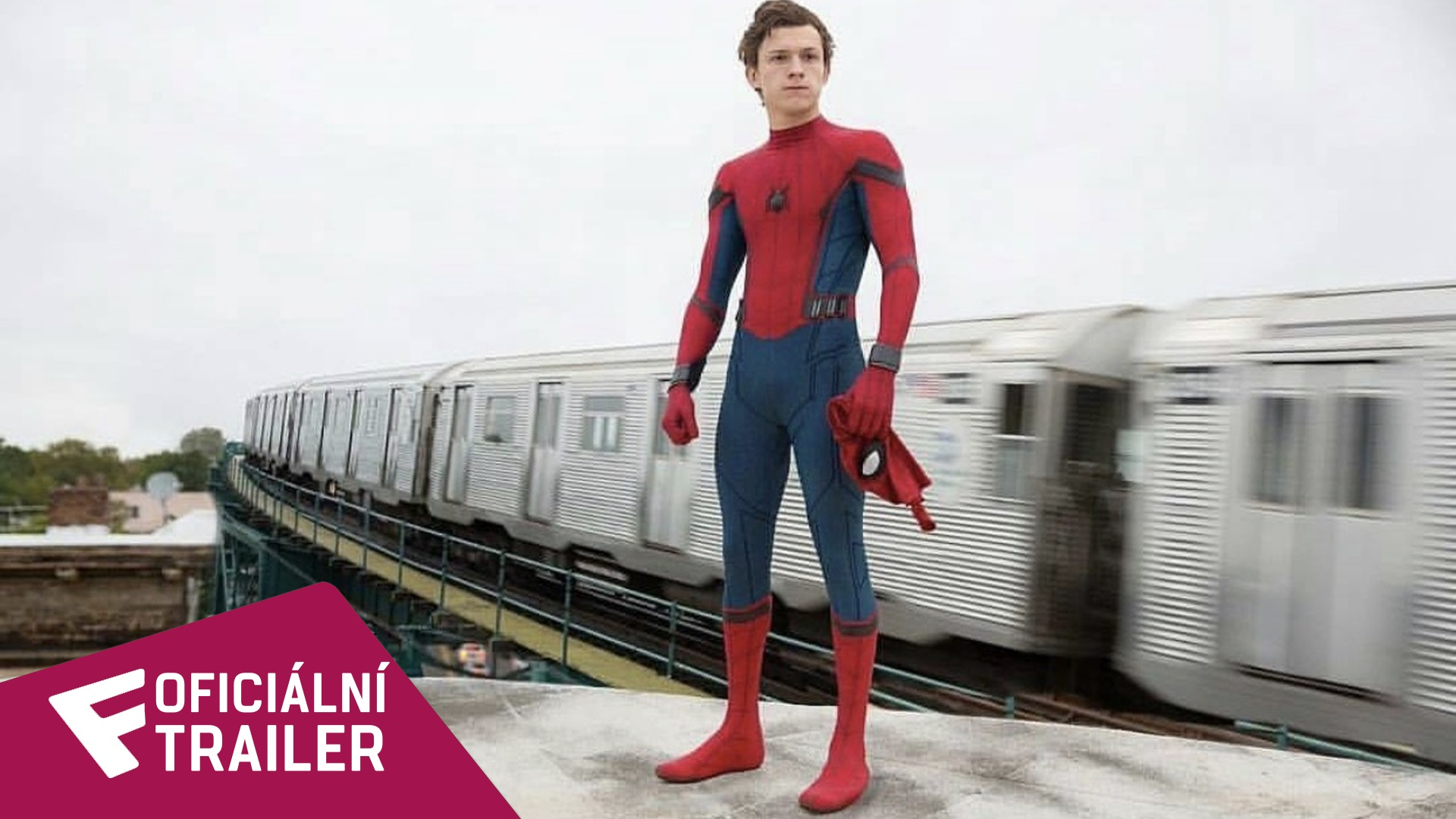 Spider-Man: Homecoming - Oficiální Trailer | Fandíme filmu