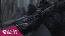 Válka o planetu opic - Oficiální Trailer | Fandíme filmu