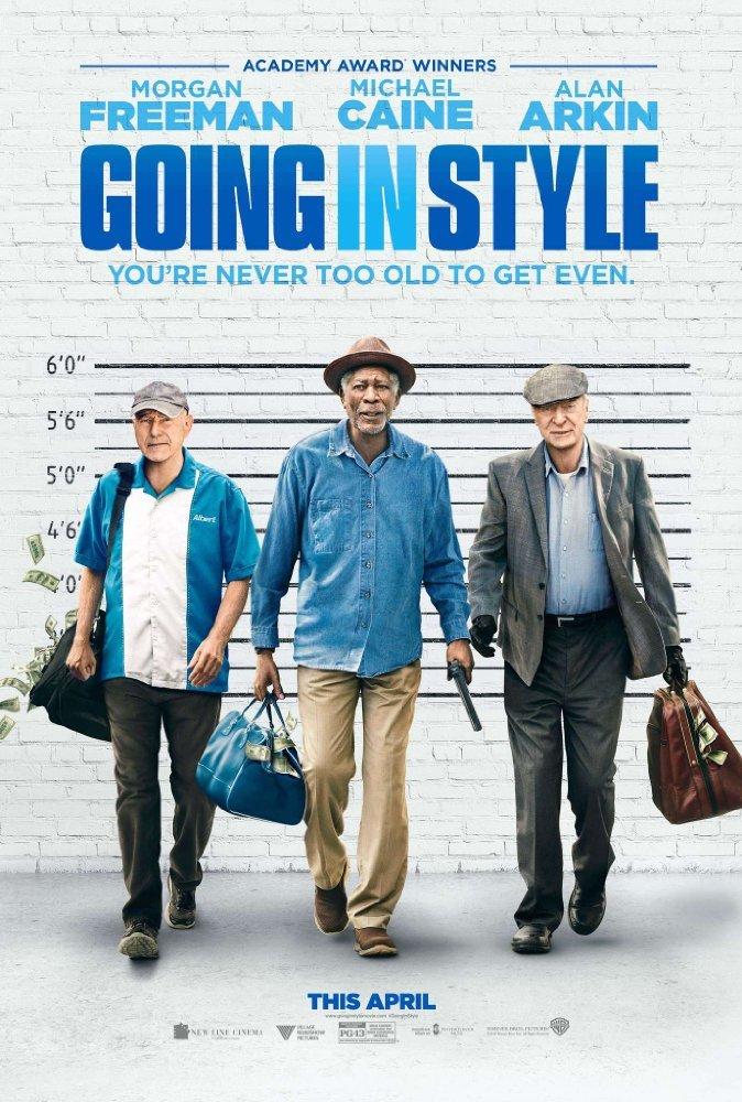 Going in Style   Fandíme filmu