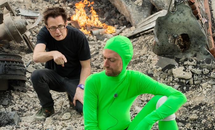 James Gunn se podílí na Avengers: Infinity War | Fandíme filmu