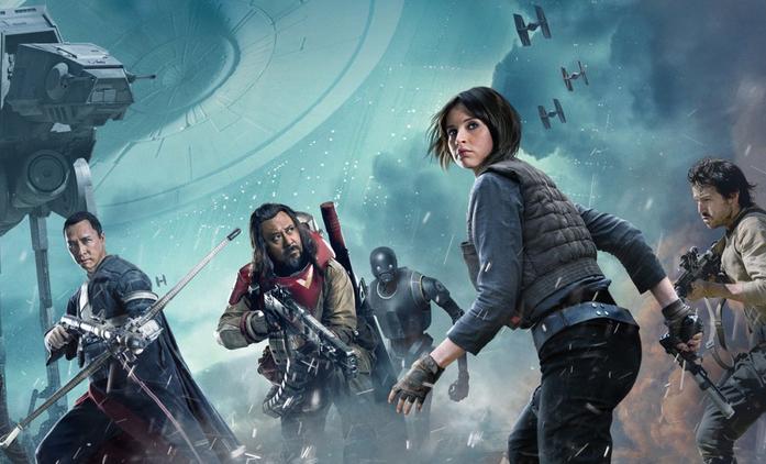 Rogue One: Star Wars Story: Jak měl film původně skončit | Fandíme filmu