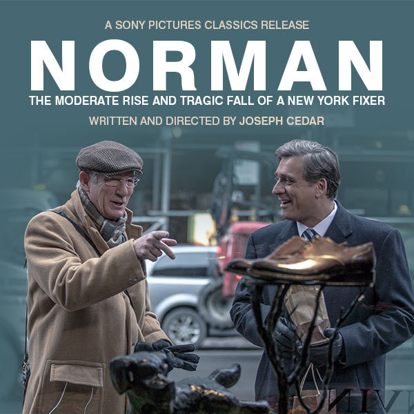 Norman: The Moderate Rise And Tragic Fall Of A New York Fixer | Fandíme filmu