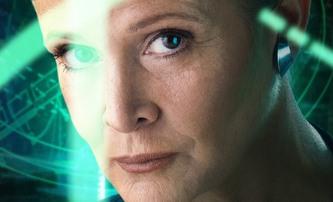 Star Wars IX: Carrie Fisher by přeci jen ve filmu měla být | Fandíme filmu