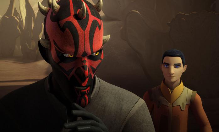 Star Wars: Povstalci: 4. sezona oficiálně schválena   Fandíme seriálům