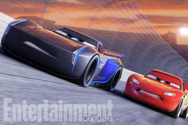 Auta 3: I plnohodnotný trailer zůstává vážný   Fandíme filmu