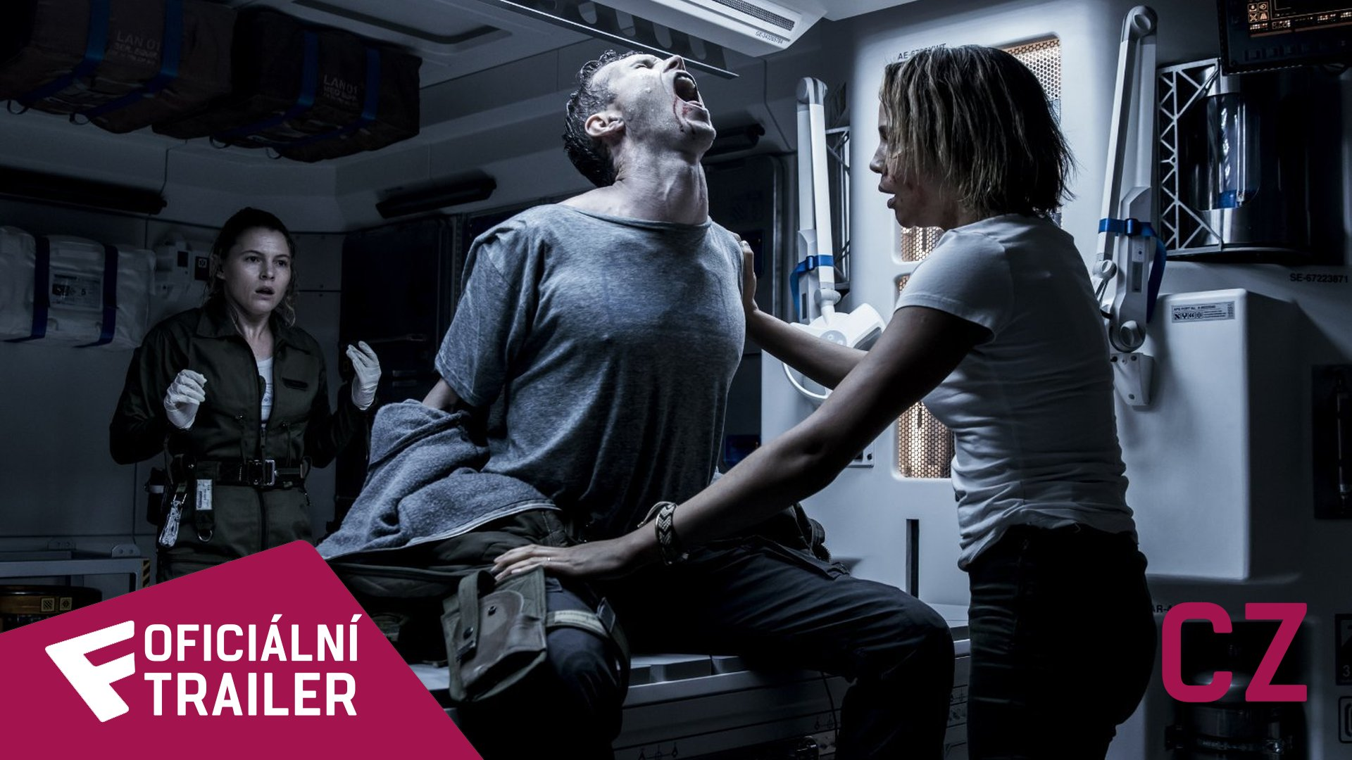 Vetřelec: Covenant - Oficiální Trailer (CZ) | Fandíme filmu