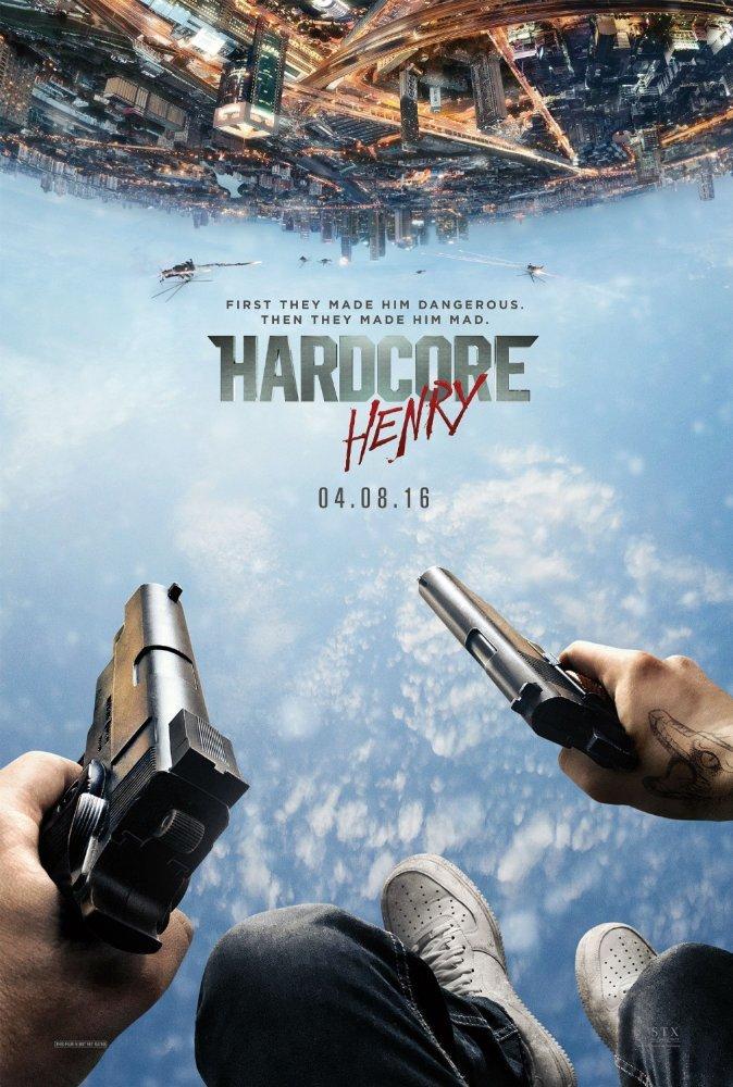 Hardcore Henry | Fandíme filmu