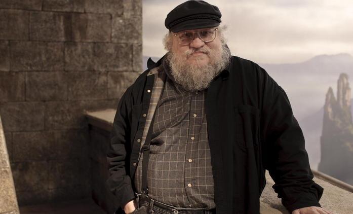 Autor Hry o trůny Martin se upsal HBO na dalších pět let | Fandíme seriálům