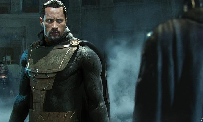 Black Adam se poprvé představí v cizím filmu | Fandíme filmu