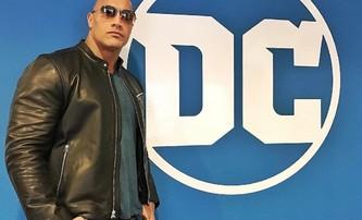 The Rock slibuje, že další DC filmy budou zábavné a optimistické   Fandíme filmu