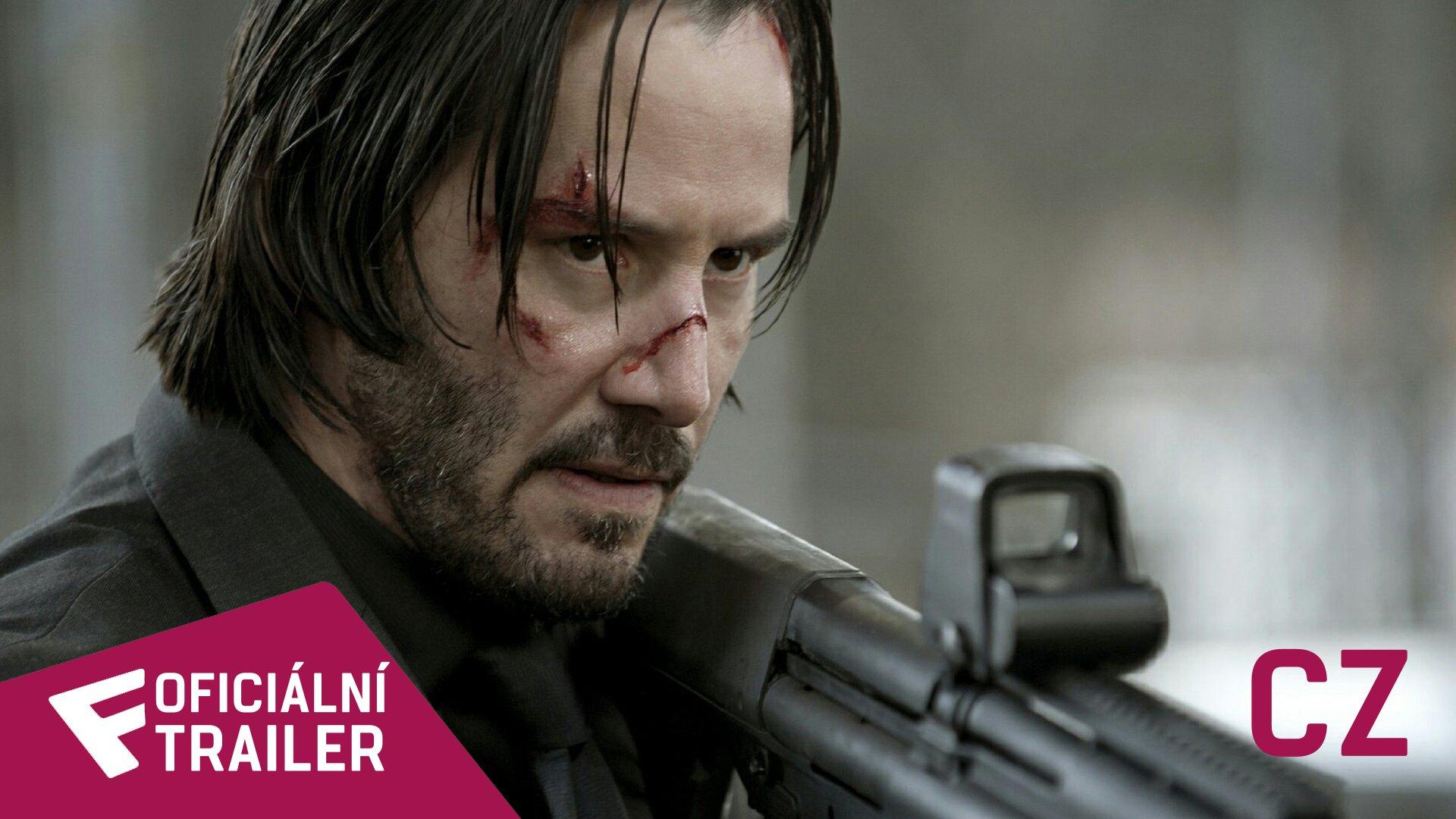 John Wick 2 - Oficiální Hlavní Trailer (CZ) | Fandíme filmu