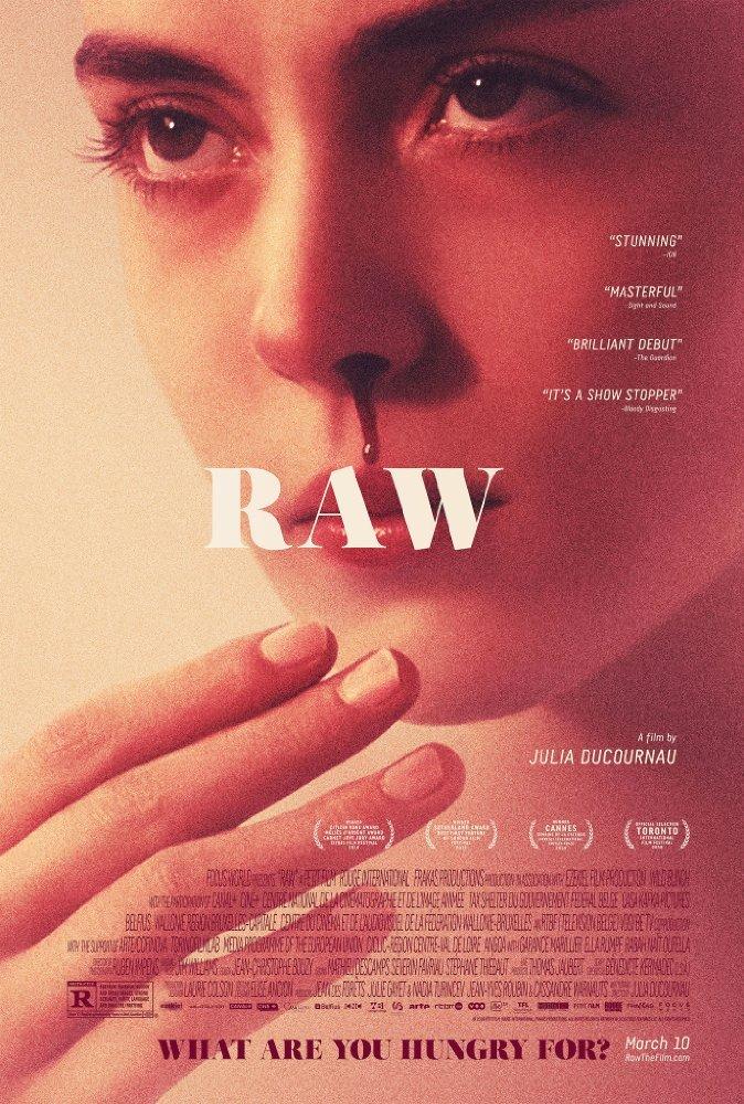 Raw   Fandíme filmu