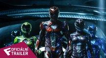Power Rangers - Oficiální Trailer | Fandíme filmu