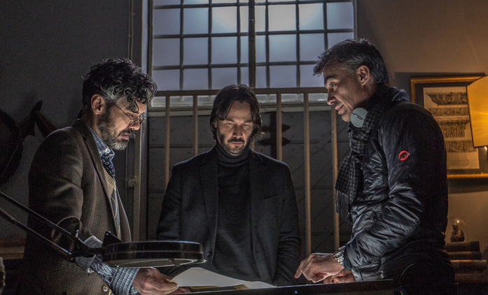 The Continental: Seriálový spin-off Johna Wicka se dává do pohybu   Fandíme seriálům