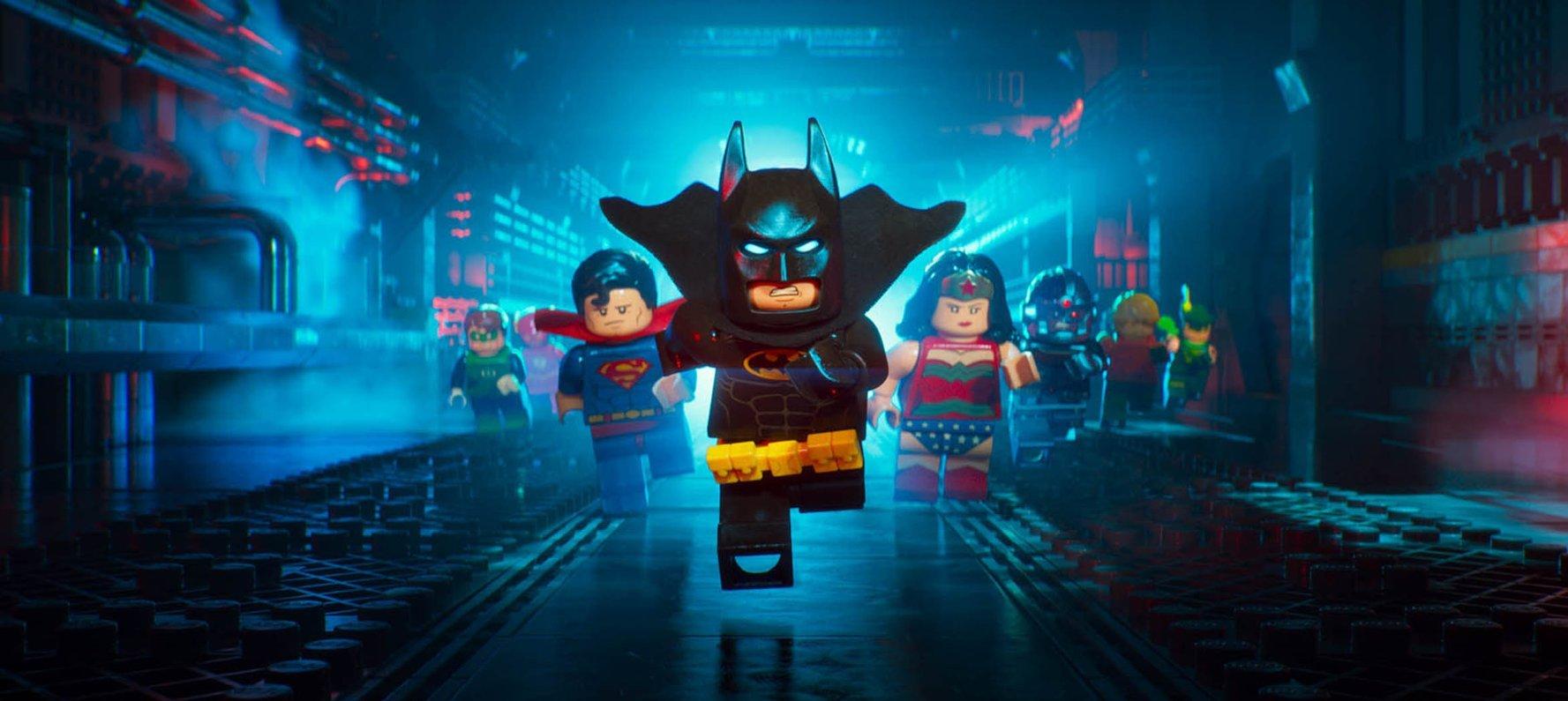 LEGO® Batman film: Soutěžte o vstupenky na předpremiéru | Fandíme filmu