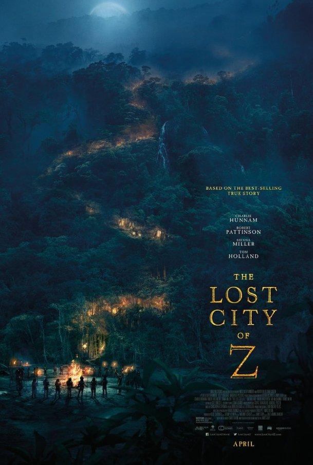 Ztracené město Z | Fandíme filmu