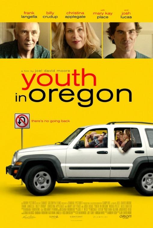 Youth In Oregon | Fandíme filmu