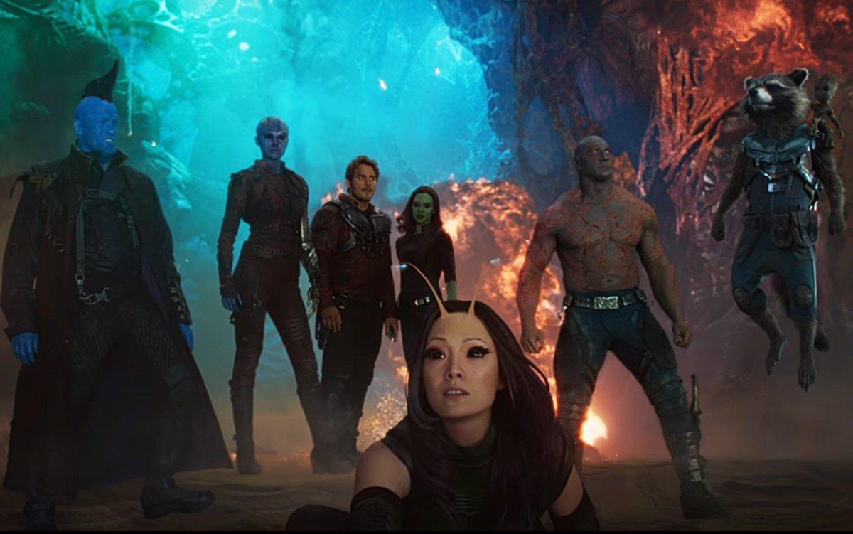 Strážci Galaxie 3: Herci podpořili Gunna, šance na nápravu žije | Fandíme filmu