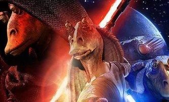 Star Worlds Episode XXXIVE=MC2: The Force Awakens The Last Jedi Who Went Rogue | Fandíme filmu