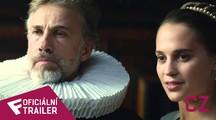 Tulipánová horečka - Oficiální Trailer (CZ) | Fandíme filmu