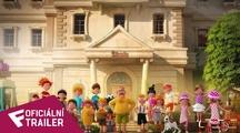 Hurvínek a kouzelné muzeum - Oficiální Trailer | Fandíme filmu