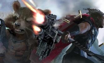 Avengers 3: Artworky odhalují další scény, které měly být jinak | Fandíme filmu